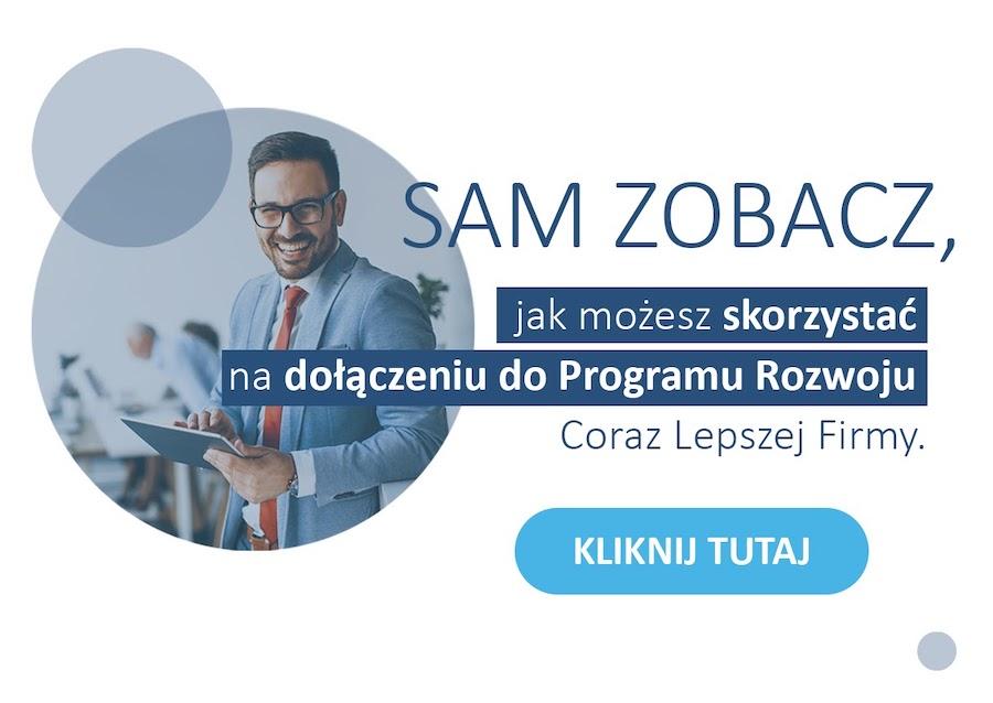 Program Rozwoju Coraz Lepsza Firma