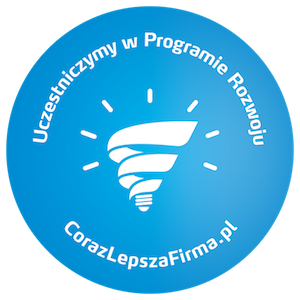 Znak Programu Rozwoju