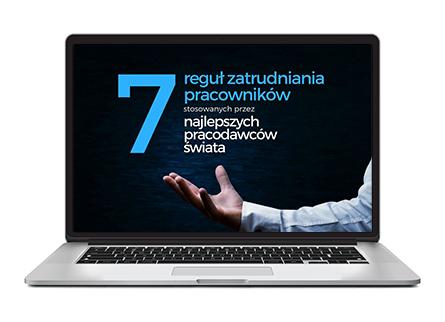 Szkolenie wideo 7 reguł zatrudniania pracowników