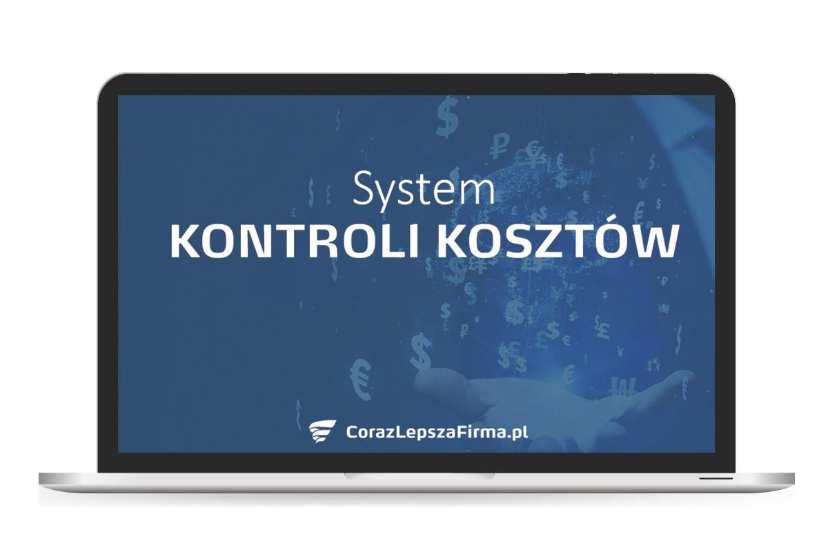 Szkolenie wideo System Kontroli Kosztów