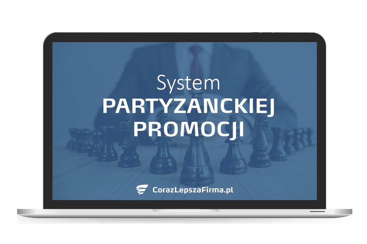 Szkolenie wideo System Partyzanckiej Promocji